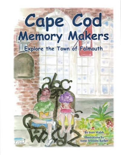 Cape Cod picture book
