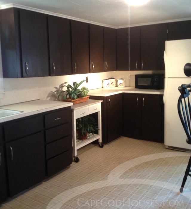 DIY Kitchen After