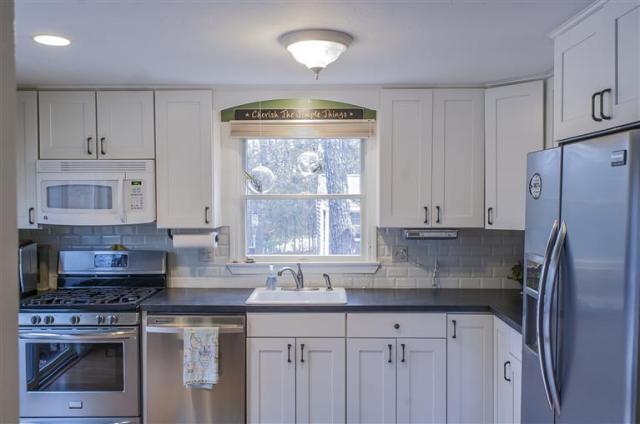 renovated kitchen cape cod